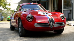 Alfa Romeo Giulietta Sprint Zagato (vwcorrado89) Tags: alfa romeo giulietta sprint zagato race racecar