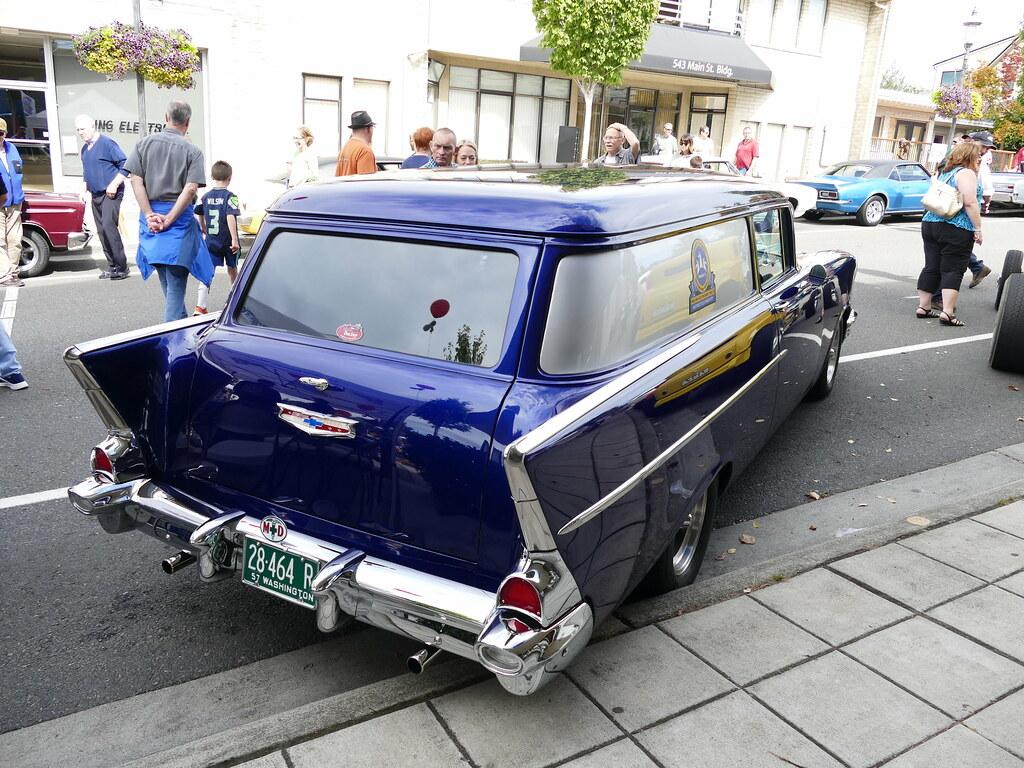 1957 Chevy Panel Truck