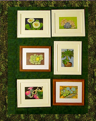 Paintings (M.P.N.texan) Tags: painting paintings art succulent succulents botanical collage handpainted original mpn