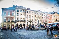 Lviv Ukraiune (92 of 97) (ricky_1146) Tags: lviv lwow rynok square ukraine lvivoblast ua