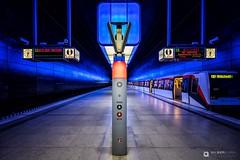 Hamburg Hafencity (Alex Roehlich) Tags: hafencity universität hamburg germany ubahn tube station