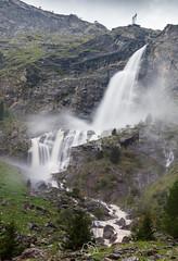 Powerfall (matteo.sanarico) Tags: ngc waterfalls cascate del serio valbondione italia italy fall colours mountain colori fine dellestate montagna escursionismo trekking hiking nature natura