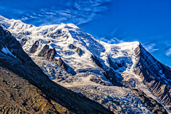 Mont Blanc, (Dome du Gouter and Aiguille du Gouter) 2018 (Ant Sacco) Tags: chamonix france montblanc mountain