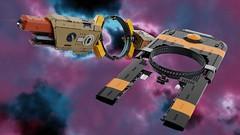Ring Fam! (ORION_brick) Tags: ring fam lego space ship shiptember wip render mecabricks star starship nebula bastion mako pirate warship 100