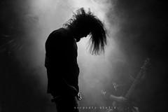 INSIDIOUS (Magrintzky) Tags: music metalmaniacs tocata blackmetal deathmetal metal blackandwhite bw concert gig live altohospicio iquique