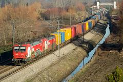 Medway 4701 4715 (Fábio-Pires) Tags: 4701 4715 comboio contentores container freight train portugal 4700 aguim medway medway4700 medway4715 medway4701 mercadorias containers 52184 vagões wagons linhadonorte northline