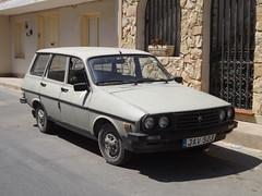 Dacia 1310 TLX Break (Norbert Bánhidi) Tags: malta victoria rabat irrabat ilbeltvictoria cittàvictoria car vehicle dacia malte мальта málta gozo għawdex gozzo гоцо gaulos