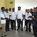 Lagos Business School visits IITA Aflasafe unit