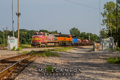 BNSF 620 | GE C44-9W | BNSF Thayer South Subdivision (M.J. Scanlon) Tags: bn9209 bnsf1400 bnsf620 bnsf8109 bnsf9209 bnsfrailway bnsfthayersouthsubdivision bridgejunction c449w cp cp1444 cr cr9621 canadianpacific canon capture cargo commerce conrail digital emd eos engine freight gatx ge gmtx221 haul horsepower image impression landscape locomotive logistics mjscanlon mjscanlonphotography membly mp15dc merchandise mojo move mover moving outdoor outdoors photo photograph photographer photography rdg2771 rail railfan railfanning railroad railroader railway readingrailroad sd60m scanlon super tllx969 track train trains transportation triclops view wow ©mjscanlon ©mjscanlonphotography atsf620