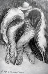 魔法のようなタッチ (alice 240) Tags: 魔法のようなタッチ magicaltouch artist toccomagico gallery modernart visualpoetry illustration expression traditionalart visualart alice240 atelier240art art alicealicjacieliczka contemporaryart dream museum surrealism expressionism surreal drawing poetry magic creative artistic monochrome pencilonpaper artgalleryandmuseums