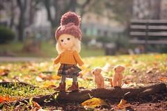 Walk with friends (Petitedoll) Tags: friends bjd doll mong secretdoll