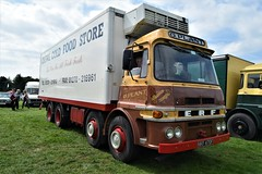 DSC_0102 (richellis1978) Tags: eccleshall show hgv commercials classic restored erf lv a crewe cold storage 8 wheel g plant nkf740f