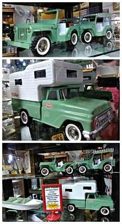 Vintage Tonka Vacation package