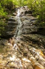 Jones Gap Falls III (rschnaible) Tags: jones gap the south carolina forest woods outdoor landscape water stream middle saluda waterfall