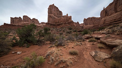 Arches National Park (dansshots) Tags: arches archesnationalpark utah outwest desert dansshots nikon nikond750 nikonphotography rocks rockformations geology picoftheday pictureoftheday travel travelphotography travelphoto traveling roadtrip rokinon rokinon14mm
