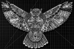 3P1A3460-PSedit-PSedit-PSedit-PSedit-PSedit-PSedit-PSedit.jpg (genedefosse) Tags: modified owl puzzles