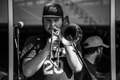 DSC_1923 (GRubio78) Tags: concert live band empirestrikesbrass newbelgium asheville nc 828 nikon d7500 bw brass brewery concierto brassterpiecetheater