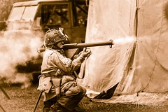 Lacock at War (J.B.Images) Tags: bath canon clear canoneos6d calne chippenham canonef70200mmf28isiilens countryside devizes detailed eos garden heritage interesting jbimages lumix mono nikon nationaltrust people sepia vintage wiltshire war