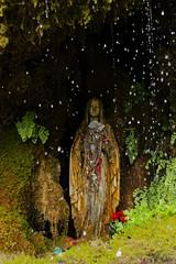 _MG_4623_DxO (i Colori di Federico) Tags: cascata catafurco nebrodi sicilia statua madonna