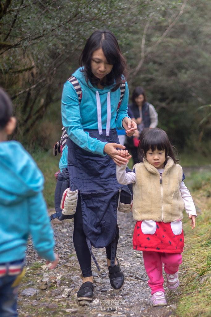 太平山翠峰湖環山步道 |走在泥濘的道路上,只為途中美景 | 宜蘭大同鄉20