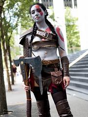 Goddess of War (Paul Ocejo) Tags: dragon con 2018 kratos god war cosplay costume crossplay atlanta ga georgia paul ocejo ps4 playstation