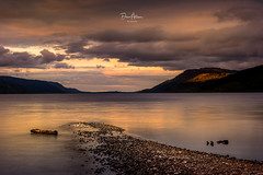Loch Ness (deanallanphotography) Tags: art adventure anawesomeshot artisticexpression beauty beach colors clouds coastline expression flickrsbest fab greatbritishlandscape impressedbeauty landscape light lake loch mountain ngc natgeo nature outdoor outdoors photography peaceandquiet peaceful panorama rock rural sunset sunrise travel texture uk view water scotland