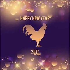 free vector Happy new Year With Chicken Background (cgvector) Tags: 2017 background ball banner blue candy card celebration chicken christmas colorful concept cone confetti cookie creative december decoration design event festive font furtree gift gingerbread greeting happy holiday illustration invitation january letter lettering merry message new number party pine poster rooster season seasonal star symbol template text vector winter xtree xmas year