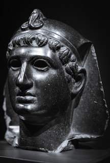 Bust of a Roman Emporer as Pharaoh