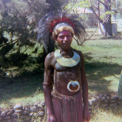 Tribal Attire of the Eastern Highlands (Andy961) Tags: papuanewguinea goroka people tribesman traditional attire dress costume