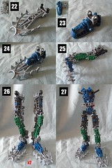 4 (Vahki6) Tags: lego bionicle moc krahka instructions