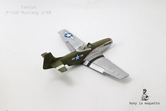 montage-tamiya-p51d-ronylamaquette-0039 (rony.1) Tags: p51 mustang tamiya maquette scalemodel usaf ronylamaquette