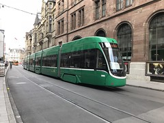 Basel, Switzerland - September 2018 (firehouse.ie) Tags: citycentre downtown street citylife streets city publictransport trams transport tram basel baael