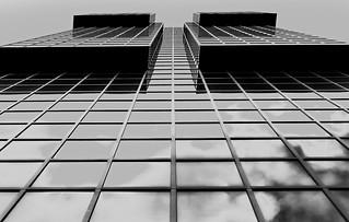 . . . . facade in grey . . . .