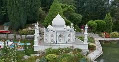 Legoland Miniland Taj Mahal