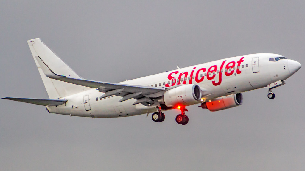 The World's Best Photos of b737 and spicejet - Flickr Hive Mind