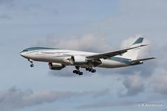 Boeing 777-200LR VP-CAL AviationLink VIP 20180915 Heathrow (steam60163) Tags: heathrow heathrowairport boeing777 boeing777200lr vip aviationlink vpcal