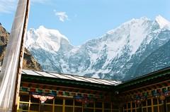 18 (Benrightpaul) Tags: nepal tengboche monastery 35mm af35ml
