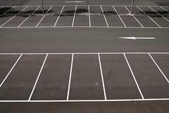 ⟵ (jhnmccrmck) Tags: shade treetrunks melbourne victoria fujifilm xt1 classicchrome carpark aamistadium iminexplore