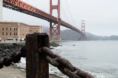 Echo (Mount Fuji Man) Tags: goldengatebridge bridge metal rust fortwinfieldscott compshortlist