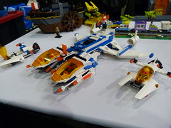 Comic Expo 2018 (Saskatchewan Lego Users Group) Tags: lego slug 2018 comic expo saskatoon nerdy geeky space scifi entertainment character