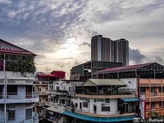 180722-03 Phnom Penh (clamato39) Tags: phnompenh cambodge cambodia ciel sky asia asie ville city urban urbain voyage trip buildings batiment