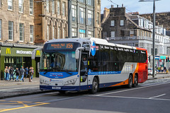 54517 YX18LLC Stagecoach Perth (busmanscotland) Tags: 54517 yx18llc stagecoach perth yx18 llc volvo b8rl eplaxton panther le low entry east scotland fife