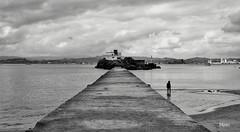 Momentos de soledad (ZAP.M) Tags: cantabria nwn santander españa zapm mpazdelcerro flickr nikon nikond5300 nubes cielo lamagdalena universidadmenendezpelayo