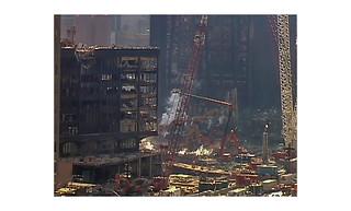 Lower Manhattan - 2001