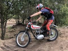 IMG_1811 (Remy Janssen) Tags: trial trials classic motorclub arnhem plonkers pleasure 2018 bsa matchless ajs norton twinshock honda yamaha motortrial eurocup ctn