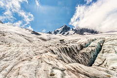 Crevasse (Anthony Gehin) Tags: alpes glacier tour été summer crevasse mountain montagne neige snow ice rock