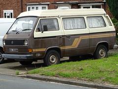 1981 Volkswagen Transporter Camper Van (Neil's classics) Tags: vehicle 1981 volkswagen transporter camper van vw t3 t25 camping motorhome autosleeper motorcaravan rv caravanette mobilehome dormobile kombi