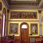 Van Wert Ohio - Van Wert County Courthouse is a historic governmental building in downtown Van Wert - Interior thumbnail