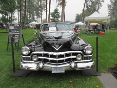 Protected (jamica1) Tags: rutland car show kelowna bc british columbia okanagan canada auto automobile 1951 cadillac