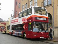 East Yorkshire 887 T509SSG Gandhi Way, Hull attending Big Bus Day 2018 with 115 on blind (1) (1280x960) (dearingbuspix) Tags: eyms eastyorkshire 887 t509ssg scarboroughskipper goahead bigbusday bigbusday2018